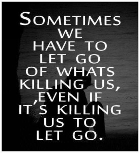 Letting Go Quotes and Sayings Images