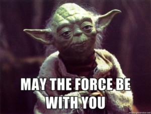 May the force quotes Yoda Images HD
