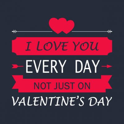Romantic Valentine's Day Saying