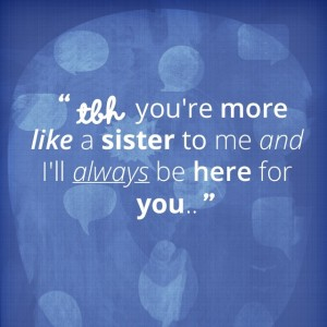 TBH Pictures for Sisters Images Sad