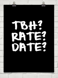 TBH Rate Date Pictures