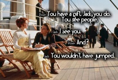 Titanic Picture Quotes