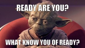 Yoda Ready Quote Images