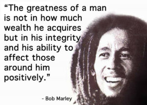 bob marley inspirational quotes