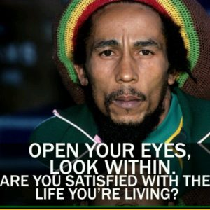 famous quotes by bob marley about life