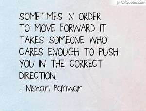 in order to move forward quote images