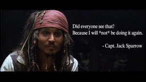 Jack Sparrow Picture quotes johnny depp