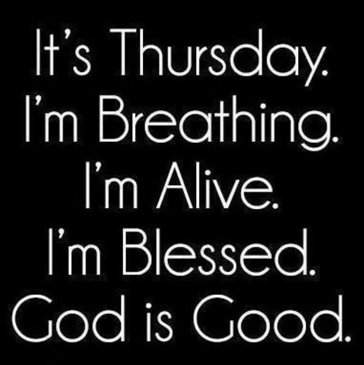 75+ Happy Thursday Quotes and Images