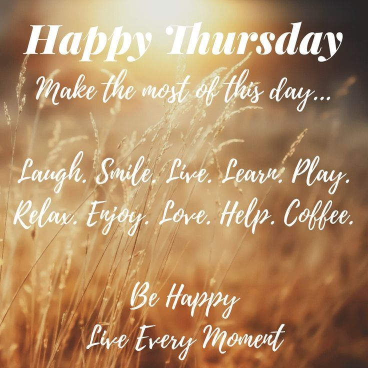 75 Happy Thursday Quotes And Images