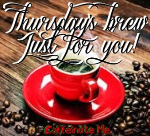 Happy thursday coffee quotes images