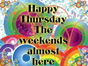 happy thursday pics & quotes