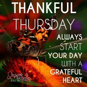 thankful thursday quotes with images
