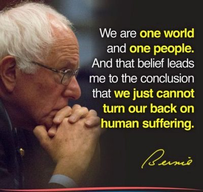 Bernie Sanders Picture Quotes