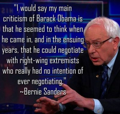 Bernie Sanders Quotations