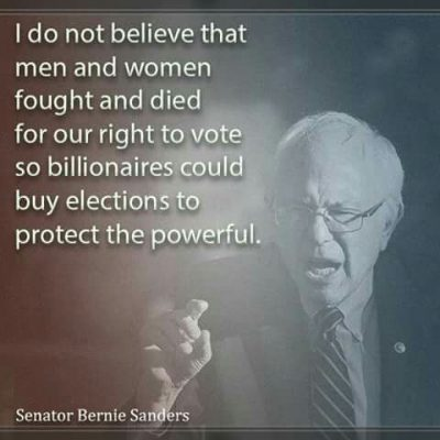 Bernie Sanders Quote Images
