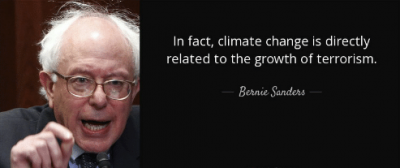 Bernie Sanders Quote On Terrorism