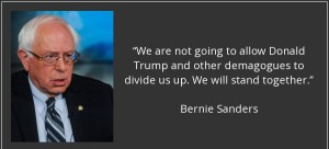 Bernie Sanders Quotes on Trump Images
