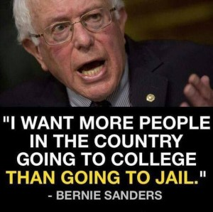 Best Bernie Sanders Quotes on Education Images