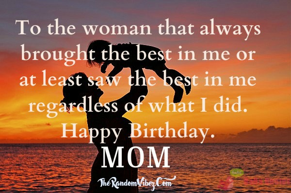 Happy Birthday Mom Quotes From Son | Quotes