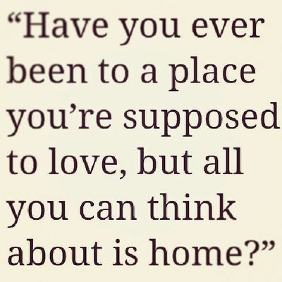 Best Missing Home Quotes