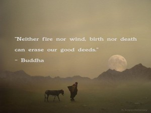 Buddhist Quotes about Death IMages