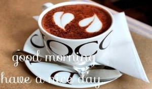 Coffee Good Morning Card Pics HD