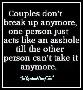 Couples Breaking Up Quotes Images