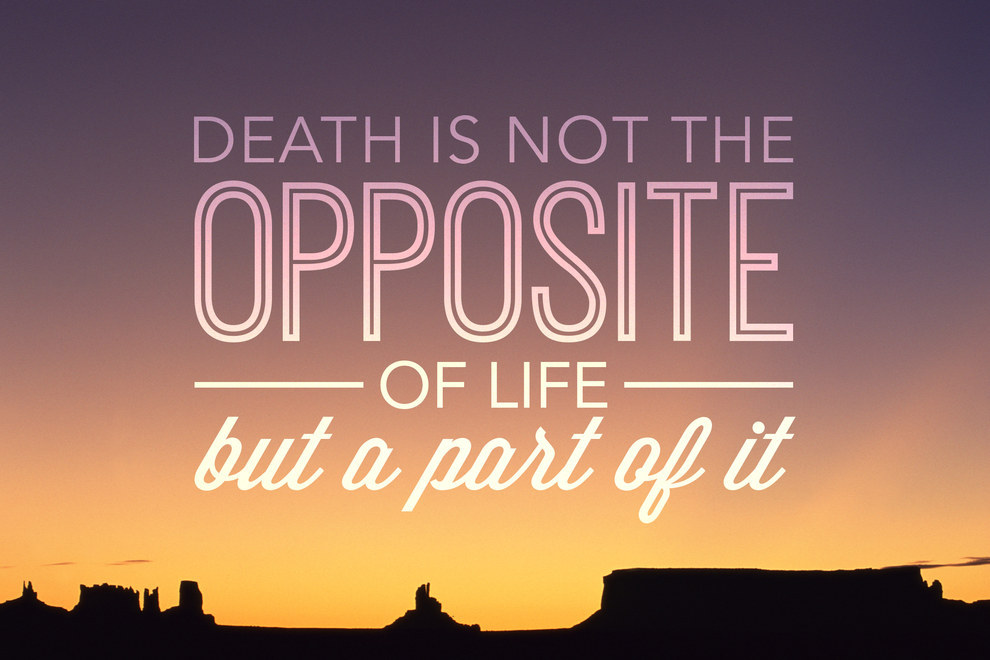 440 Death Quotes And Sayings To Comfort You
