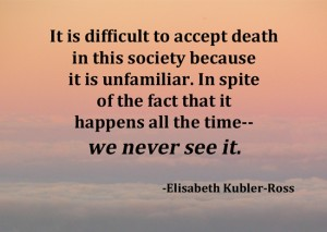 Famous Quotes about Death and Loss IMages