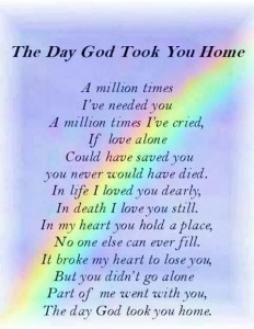 God Quotes about Losing a Loved One Images