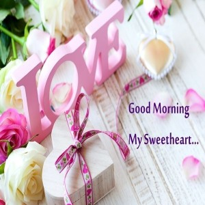 Good Morning Sweetheart Card Images