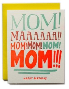 Happy Birthday Mom Wishes Card from daughter images