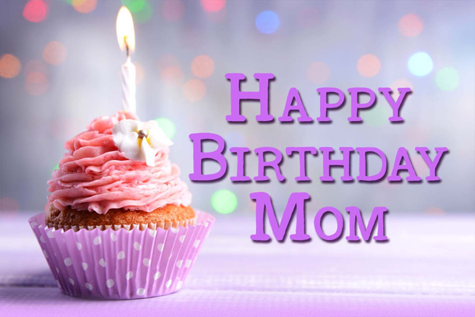 Happy Birthday Mom Meme Quote For Images