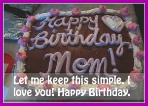 Happy Birthday Quotes for Mom Images