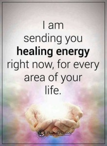 Healing Energy Quotes Images