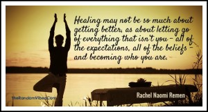 The Healing Quote Images