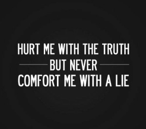 Hurtful Truth Quotes Images