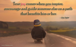 Inspiring Zig Ziglar Picture Quotes on Joy Images