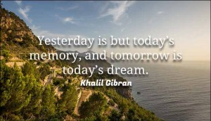Khalil Gibran Quotes about Dreams Images