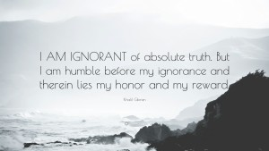 Khalil Gibran Quotes on Ignorance Gratitude IMages Tumblr
