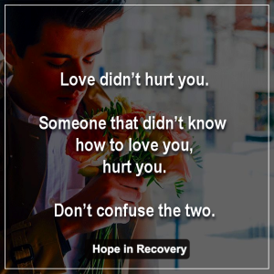 Love Hurts Quote Images