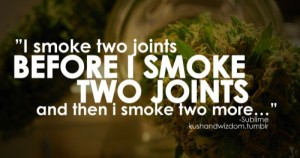 Marijuana Joint Quotes IMages