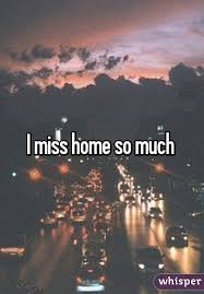 Miss Home So Much QUotes