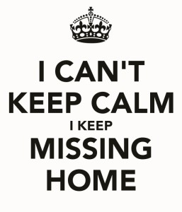 Missing Home Quotes and Sayings imag