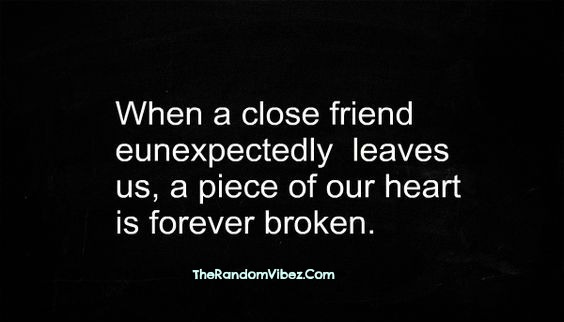 Inspirational Quotes About Death Of A Best Friend Image: Quotes About Death