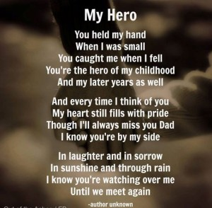 Quotes about Losing Loved DAD