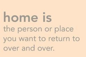 Quotes about Missing Home Images