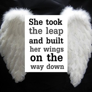 Quotes about taking a leap of faith images