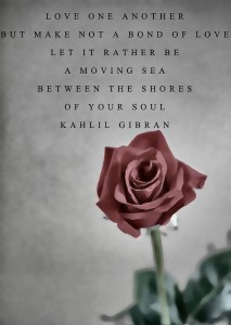 Soulful Quotes by Khalil Gibran Images