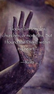 Spiritual Quotes by Rumi IMages
